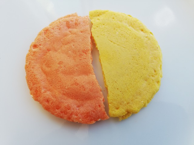 クアトロえびチーズ カラフル