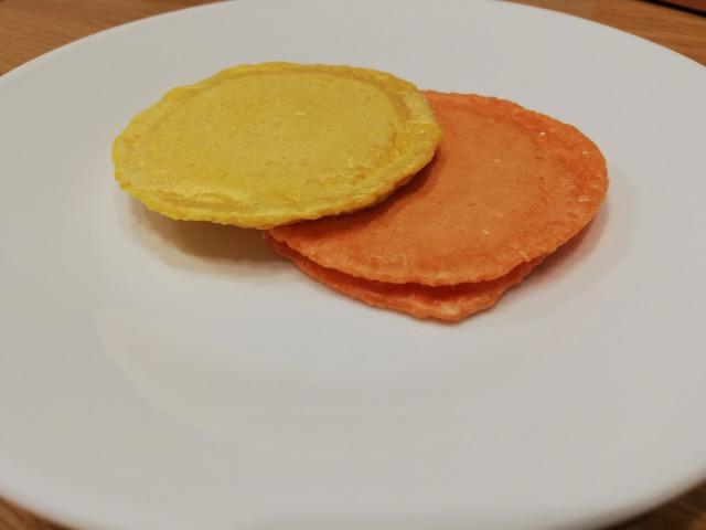 クアトロえびチーズ お皿