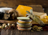 クアトロえびチーズ ルッソ 山葵